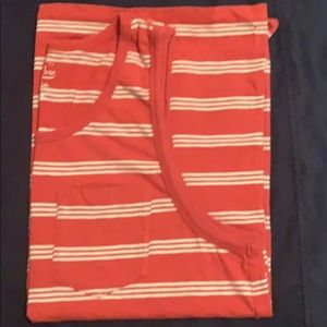JCrew stripe tank